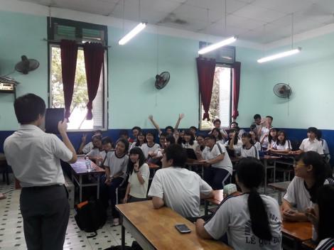 Học sinh Nhật qua Việt Nam để được... ngủ trưa - 2
