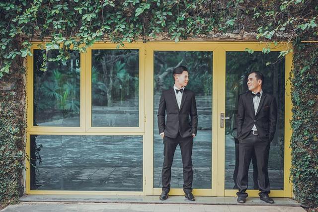 Hạnh phúc của cặp đôi đồng tính ở Thanh Hóa - 1