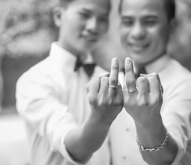 Hạnh phúc của cặp đôi đồng tính ở Thanh Hóa - 3