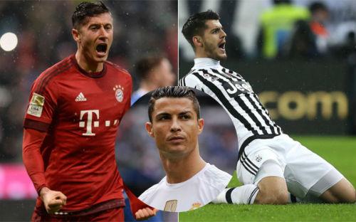 """""""Bom tấn"""" Lewandowksi từ chối Real vì... """"sợ"""" Ronaldo - 1"""