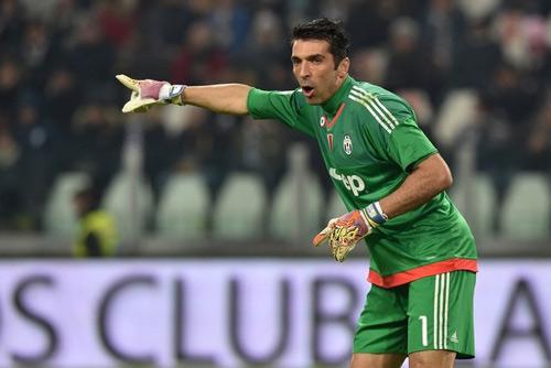 Serie A trước vòng 29: Đố ai đánh bại Buffon - 1