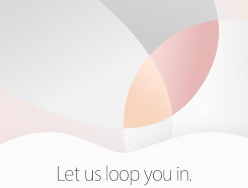Xác nhận iPhone 5SE và iPad Pro mới ra mắt ngày 21/3 - 1