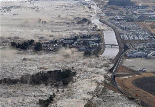 5 năm sau thảm họa động đất, sóng thần kinh hoàng ở Nhật - 1