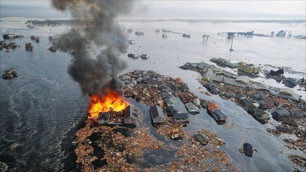 5 năm sau thảm họa động đất, sóng thần kinh hoàng ở Nhật - 2