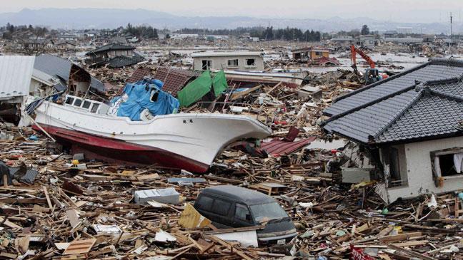 5 năm sau thảm họa động đất, sóng thần kinh hoàng ở Nhật - 3