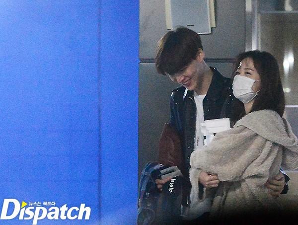 """""""Nàng Cỏ"""" Goo Hye Sun thừa nhận yêu phi công trẻ - 3"""