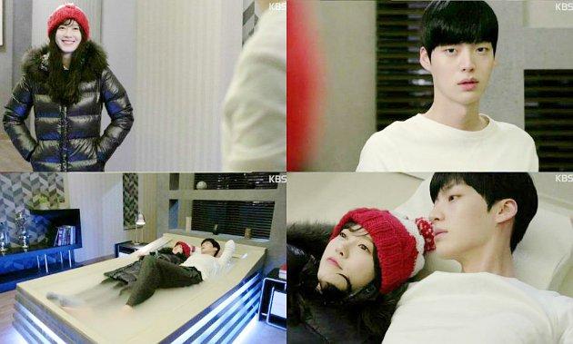 """""""Nàng Cỏ"""" Goo Hye Sun thừa nhận yêu phi công trẻ - 5"""