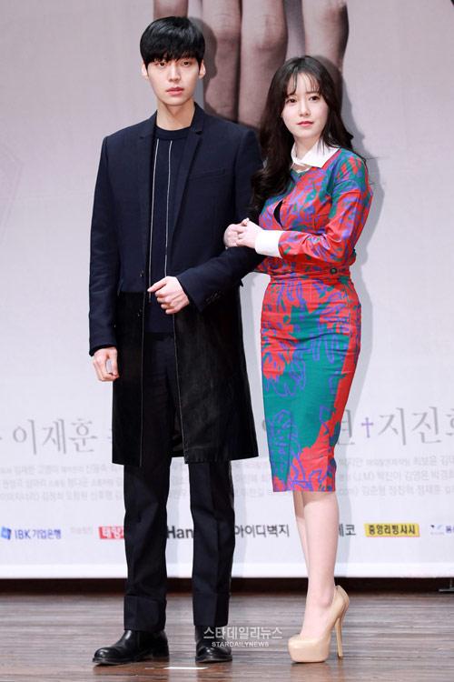 """""""Nàng Cỏ"""" Goo Hye Sun thừa nhận yêu phi công trẻ - 8"""