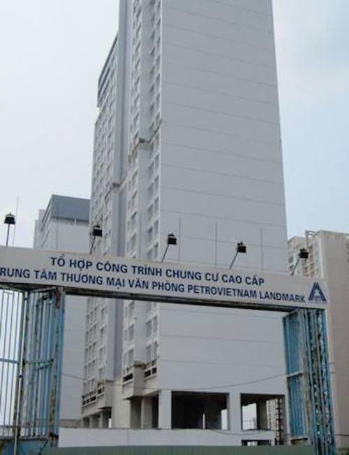 """Cầu cứu Bí thư Đinh La Thăng vì chung cư bị """"đắp chiếu"""" - 2"""