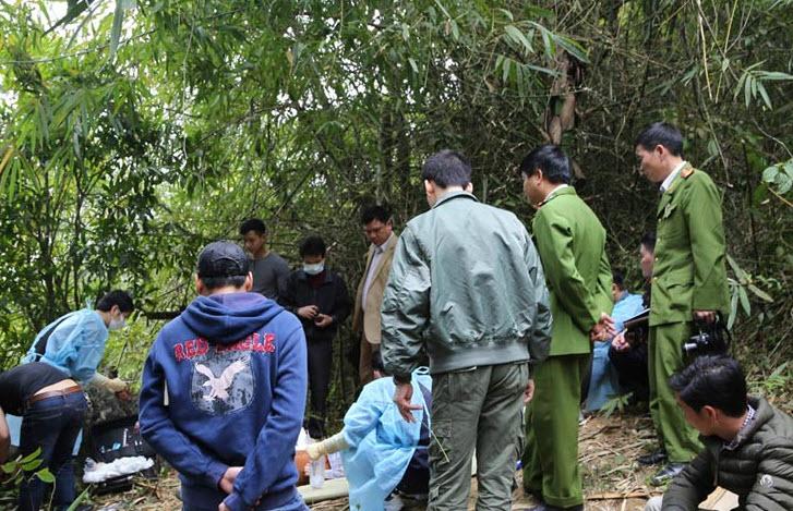Lạng Sơn: Lời khai của kẻ sát hại vợ, trốn biệt trên núi - 1
