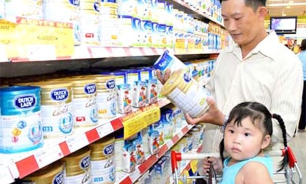 808 sản phẩm sữa cho trẻ dưới 6 tuổi công bố giá bình ổn - 1
