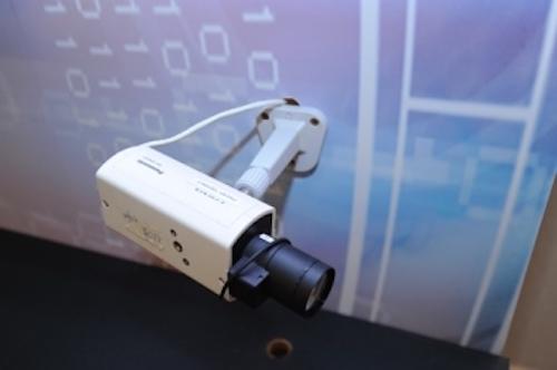 Camera giám sát chuẩn HD kèm phần mềm quản lý từ xa - 1