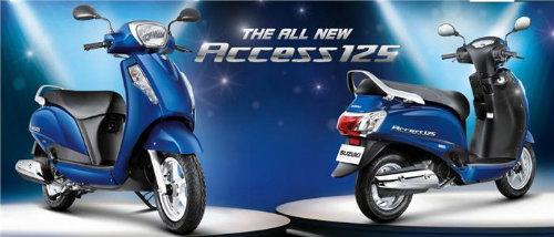 Xe ga Suzuki Access 125 mới chốt ngày lên kệ - 1