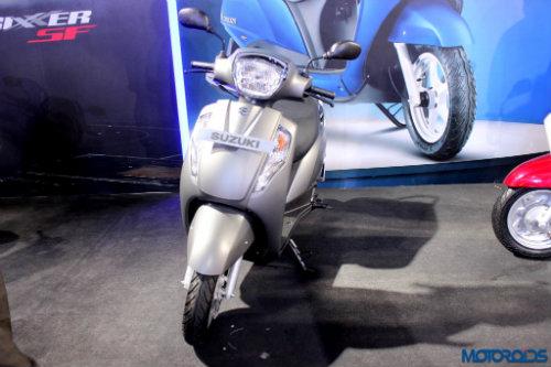 Xe ga Suzuki Access 125 mới chốt ngày lên kệ - 3