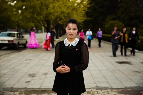 Ngắm vẻ đẹp mộc mạc của phụ nữ Triều Tiên - 9