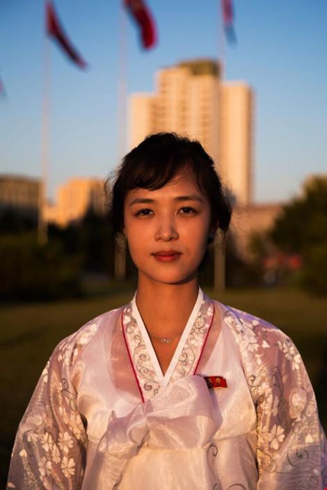 Ngắm vẻ đẹp mộc mạc của phụ nữ Triều Tiên - 11