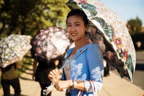 Ngắm vẻ đẹp mộc mạc của phụ nữ Triều Tiên - 15