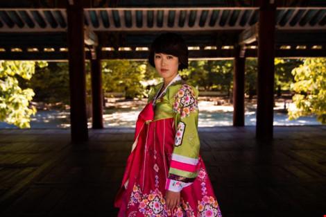 Ngắm vẻ đẹp mộc mạc của phụ nữ Triều Tiên - 6