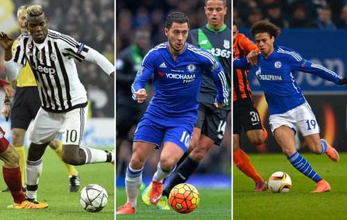 Real mưu xây Dải ngân hà mới: Neymar, De Gea, Hazard - 3