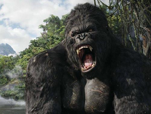 """Những """"anh khỉ"""" nổi tiếng nhất màn ảnh - 1"""