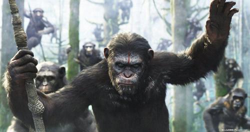 """Những """"anh khỉ"""" nổi tiếng nhất màn ảnh - 3"""