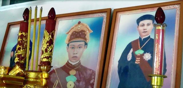 Cháu nội vua Thành Thái sẽ được về Huế thăm lăng gia tộc - 2
