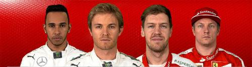 F1 - Mercedes và Ferrari: Đối thủ kỳ phùng (P1) - 1