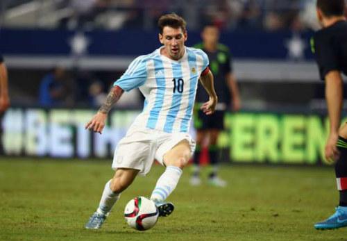 Nhiều siêu sao khao khát đá cạnh Messi - 4