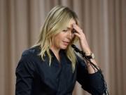 Tennis - Dính doping, Sharapova nhận quà nhờ TRUNG THỰC