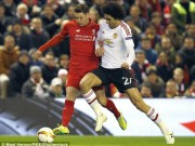 Bóng đá - Chi tiết Liverpool - MU: Tình thế an bài (KT)