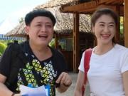 Giải trí - Danh hài Tấn Bo về Bến Tre học làm bánh