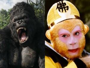 """Những """"anh khỉ"""" nổi tiếng nhất màn ảnh"""