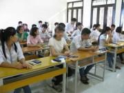 Giáo dục - du học - Chính thức công bố quy chế thi THPT quốc gia 2016