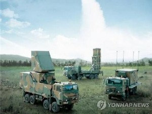 Hàn Quốc dàn tên lửa dọc biên giới biển với Triều Tiên