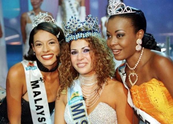 Quá khứ bị lạm dụng của 4 hoa hậu danh giá thế giới - 4