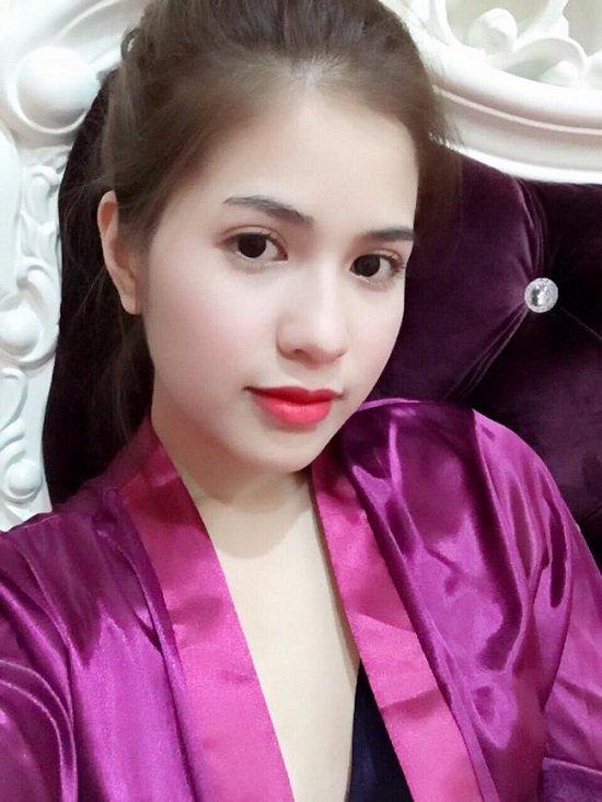 Bà xã xinh đẹp, kín tiếng của vợ các tài tử màn ảnh Việt - 9