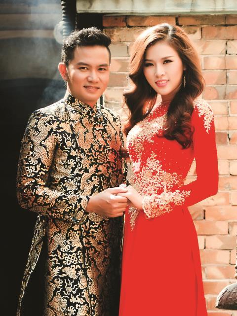 Bà xã xinh đẹp, kín tiếng của vợ các tài tử màn ảnh Việt - 5