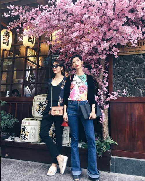 Facebook sao 12/3: Elly Trần khoe vòng 3 nóng bỏng - 11