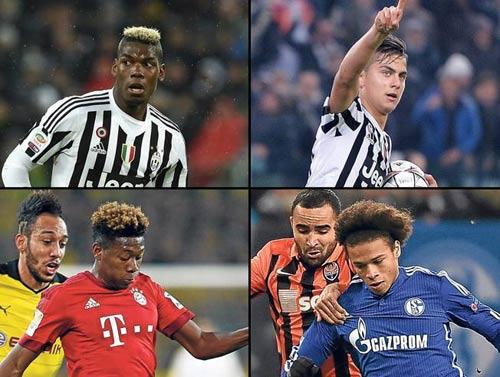 Nhiều siêu sao khao khát đá cạnh Messi - 1