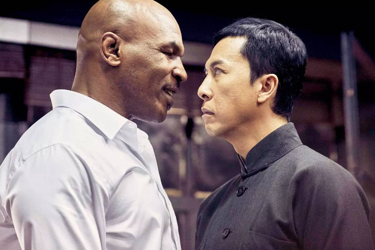 """Mike Tyson giành tượng vàng nhờ """"Diệp Vấn 3"""" - 3"""