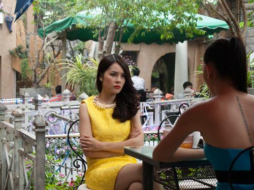 Dương Cẩm Lynh vào vai cô gái mồ côi bị ngược đãi - 5
