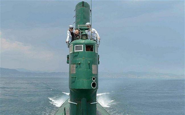 Tàu ngầm Triều Tiên đột nhiên mất tích - 2