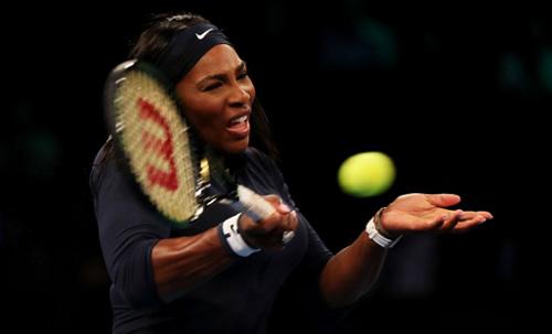 "Serena - Siegemund: Lỡ gặp phải ""Vua"" (V2 Indian Wells) - 1"