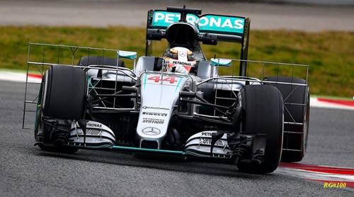 F1, Mercedes - Ferrari: Ai cũng run (P2) - 2