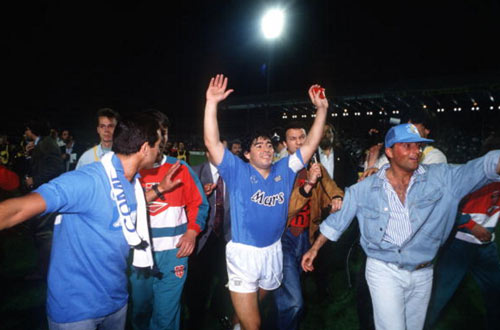 So tài Ronaldo-Messi: M10 so với Maradona, còn CR7? (P4) - 5