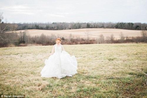 Nghẹn ngào đám cưới cổ tích của cô gái bị bệnh Down - 2