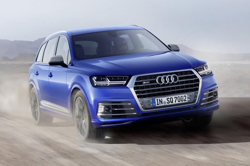 Audi SQ7 TDI - ChiếcSUV diesel mạnh mẽ nhất trên thế giới - 1