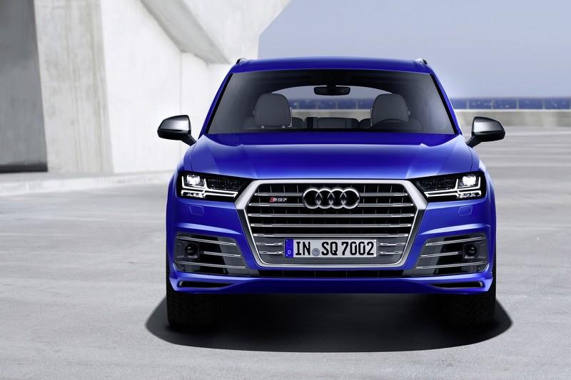 Audi SQ7 TDI - ChiếcSUV diesel mạnh mẽ nhất trên thế giới - 2