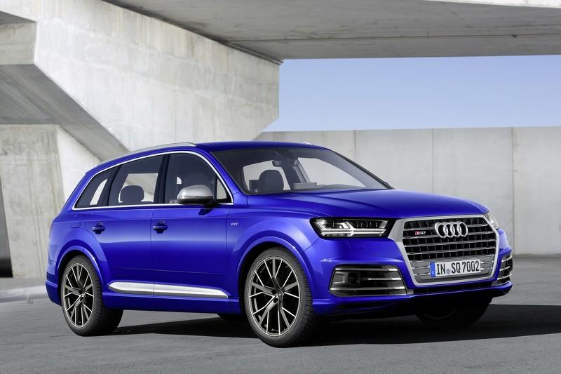 Audi SQ7 TDI - ChiếcSUV diesel mạnh mẽ nhất trên thế giới - 3