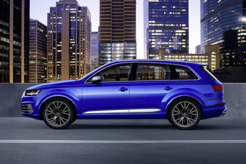 Audi SQ7 TDI - ChiếcSUV diesel mạnh mẽ nhất trên thế giới - 4